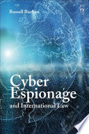 Cyber Espionage and International Law Book