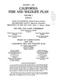 Summary V 2 Fish And Wildlife Plans V 3 Supporting Data Pt A Inventory Wildlife And Inland Fish Pt B Inventory Salmon Steelhead And Marine Resources Pt C Land And Water Resource 1980 Human Use