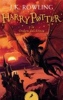 Harry Potter Y La Orden del F  nix  Harry Potter 5    Harry Potter and the Orden of the Ph  nix