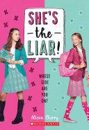 She's The Liar Pdf/ePub eBook