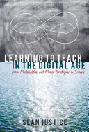 Learning to Teach in the Digital Age