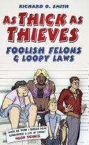 As Thick as Thieves [Pdf/ePub] eBook