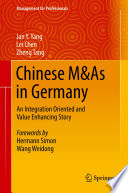 Chinese M As in Germany Book