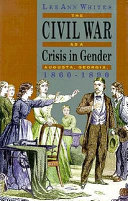 Cover of The Civil War as a Crisis in Gender