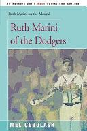 Ruth Marini of the Dodgers Book