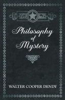 Philosophy of Mystery
