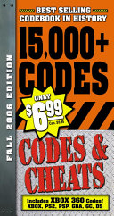 Codes and Cheats