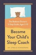 Become Your Child's Sleep Coach Pdf/ePub eBook