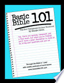 Basic Bible 101 New Testament Student Workbook