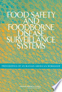 Food Safety and Foodborne Disease Surveillance Systems