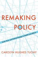 Remaking Policy Pdf/ePub eBook