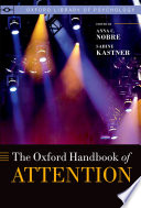 The Oxford Handbook of Attention Book