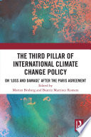 The Third Pillar of International Climate Change Policy
