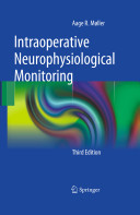 Intraoperative Neurophysiological Monitoring Book