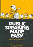 Public Speaking Made Easy Book