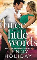 Three Little Words [Pdf/ePub] eBook