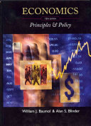 Economics  Principles and Policy Book