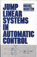 Jump Linear Systems in Automatic Control