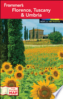 Frommer's Florence, Tuscany and Umbria