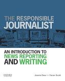 The Responsible Journalist