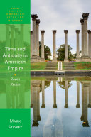 Time and Antiquity in American Empire Pdf/ePub eBook