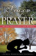 A Season of Prayer