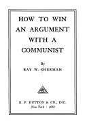 How to Win an Argument with a Communist