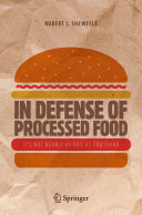 In Defense of Processed Food Pdf/ePub eBook