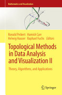 Pdf Topological Methods in Data Analysis and Visualization II
