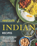 Absolute Indian Recipes