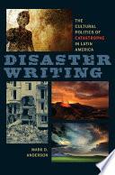 Disaster Writing