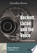 Beckett  Lacan  and the Voice Book PDF
