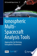Ionospheric Multi-Spacecraft Analysis Tools