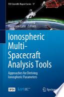 Ionospheric Multi Spacecraft Analysis Tools