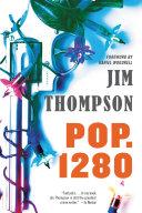 Pop. 1280 Book