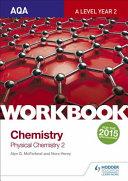 Aqa a Level Year 2 Chemistry Workbook