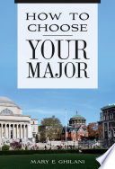 How to Choose Your Major Book