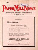 Paper Mill News