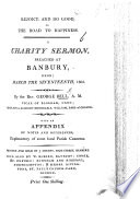 Rejoice and Do Good  or the Road to happiness  A charity sermon     With an appendix of notes and references  etc