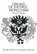 Pdf Origins of the First World War