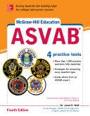 McGraw Hill Education ASVAB  Fourth Edition