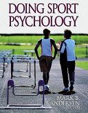 Pdf Doing Sport Psychology