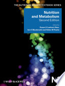 Nutrition And Metabolism Book PDF