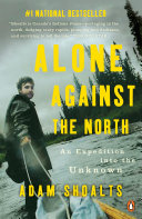 Alone Against the North Book