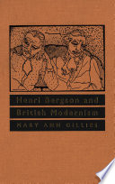 Henri Bergson and British Modernism
