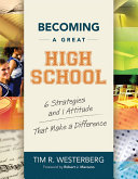 Becoming a Great High School Pdf/ePub eBook