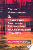 Project Management Leadership Skills For Engineering Construction Projects PDF