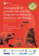 Management of Animal Care and Use Programs in Research, Education, and Testing [Pdf/ePub] eBook