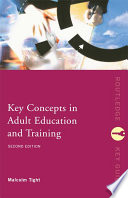 """Key Concepts in Adult Education and Training"" by Malcolm Tight"