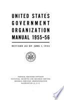 United States Government Organization Manual